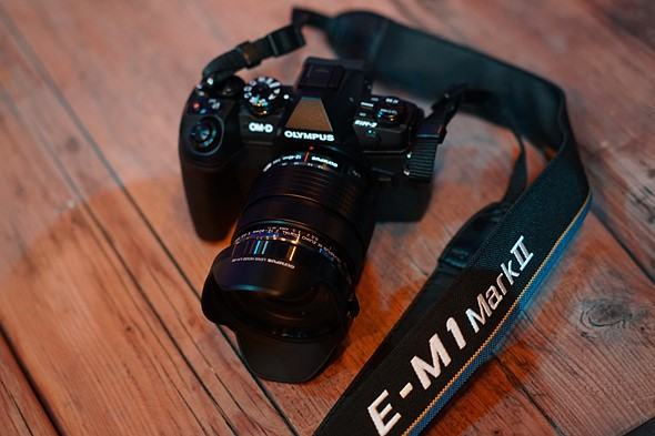 Olympus announces development of E-M1 Mark II flagship camera 2