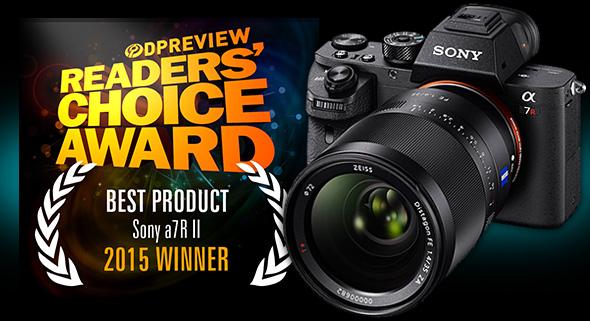 Winner: Sony a7R II