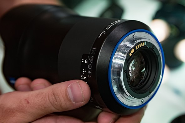 Hands-on with Zeiss Milvus 25mm F1.4