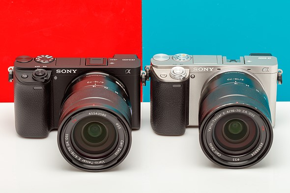 Is the a6400 better than the a6000?