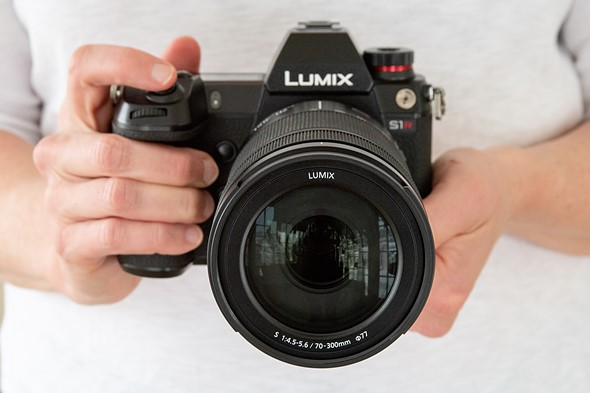Hands-on with the Lumix S 70-300mm F4.5-5.6 Macro OIS