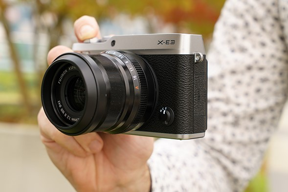 Hands-on with new Fujifilm X-E3: Digital Photography Review
