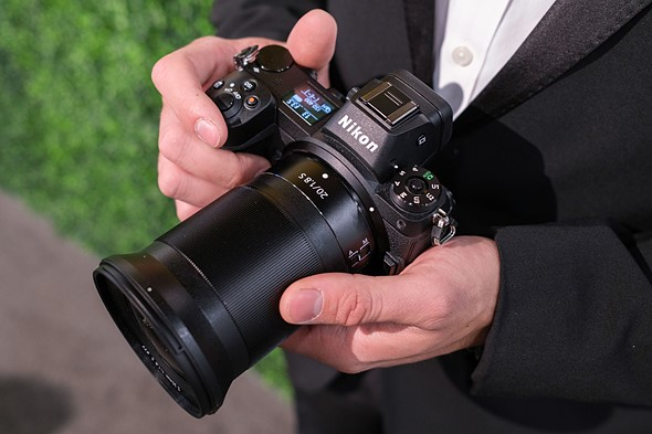 Hands-on with the Nikkor Z 20mm F1.8S