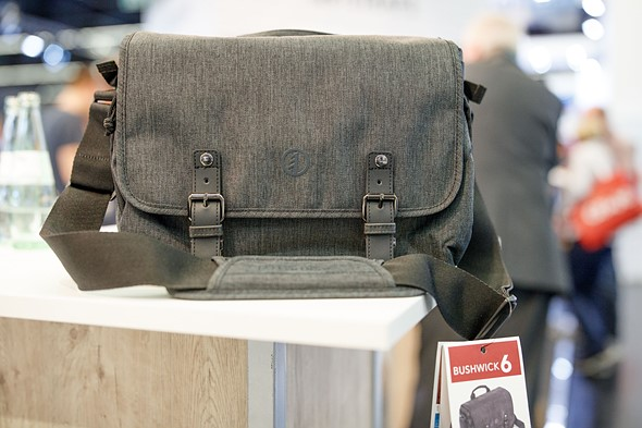 044da6a07c5a5c Photokina 2018  hands-on with eight stylish new bags  Digital Photography  Review