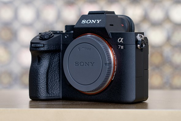 Hands-on with the Sony a7 III