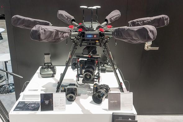DJI meets Hasselblad: 100MP aerial photos ensue