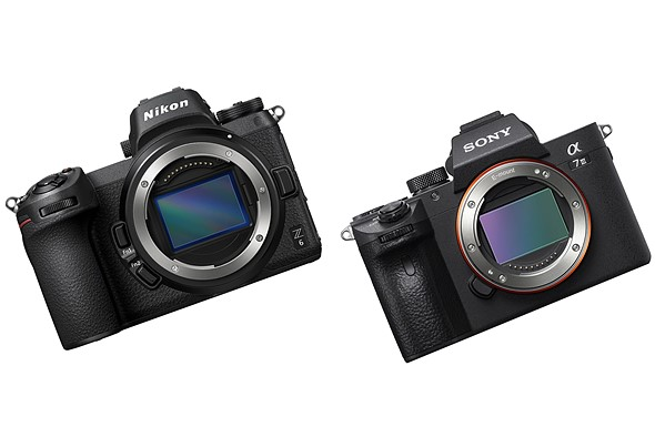 Battle of the 'budget' full-frame mirrorless