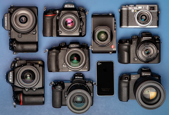 These are the 20 most important cameras of the 2010s