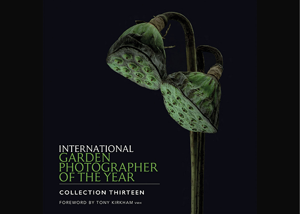 International Garden Photographer of the Year's winner and finalists