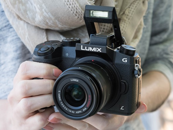 Hands-on with Panasonic Lumix DMC-G7