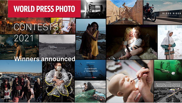2021 World Press Photo Contest winners