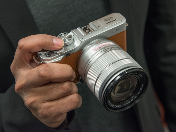Budget X: Hands-on with Fujifilm's new X-A2