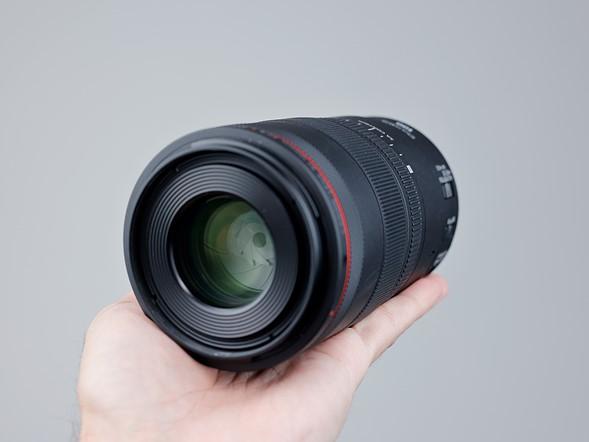 A closer look at Canon's RF 100mm F2.8L Macro IS USM