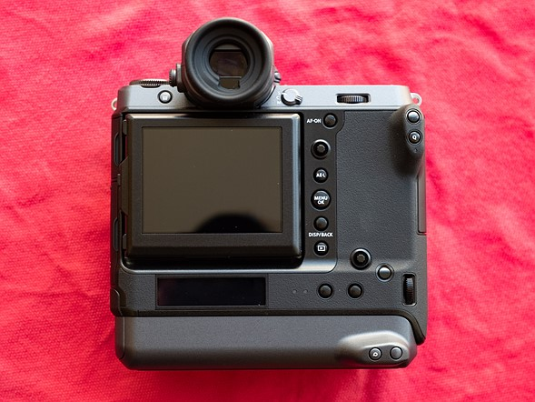 EXCLUSIVE: Hands-on with Fujifilm 100MP GFX