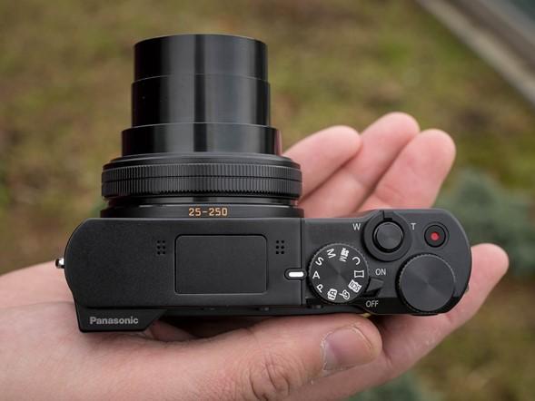 ZS100 / TZ100 Lens