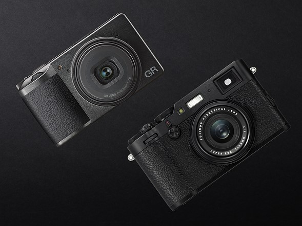 Fujifilm X100F vs. Ricoh GR III: Which is better for you?