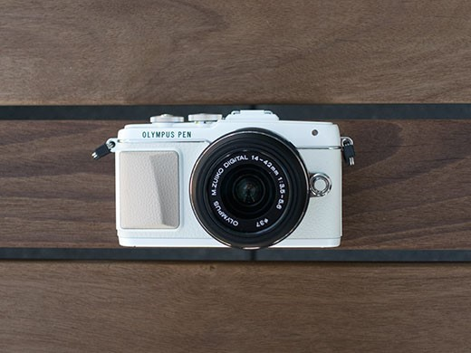 The Olympus PEN 'Lite' series continues to evolve