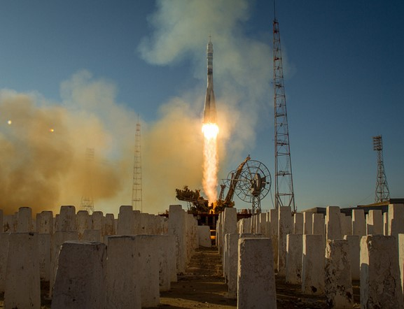 Olympic torch to make first-ever spacewalk