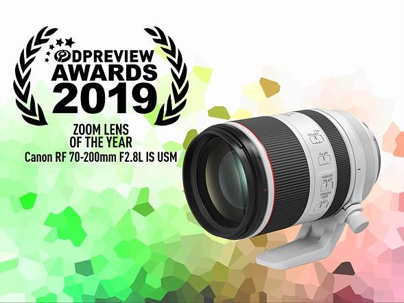 Winner: Canon RF 70-200mm F2.8L IS USM