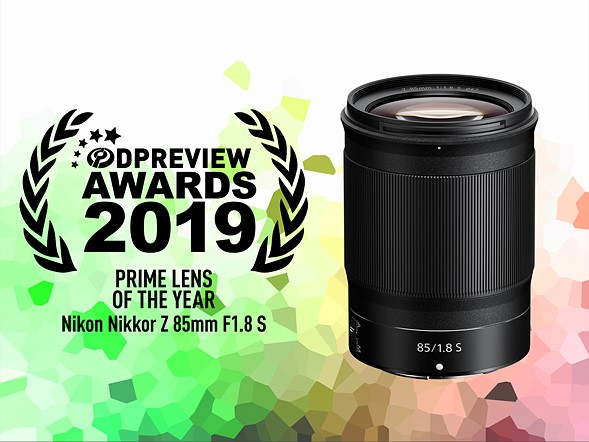 Winner: Nikon Nikkor Z 85mm F1.8 S