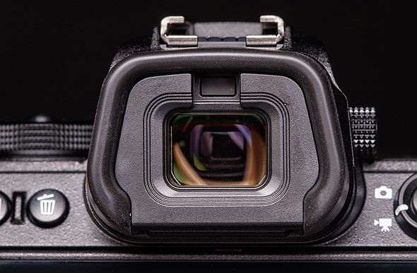 EVF and LCD