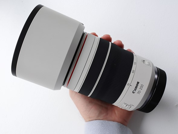 Introducing the Canon RF 70-200mm F4 L IS USM and RF 50mm F1.8 STM
