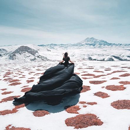 Winner, National Awards: 'Mount Elbrus' by Sergey Savenko (Russian Federation)