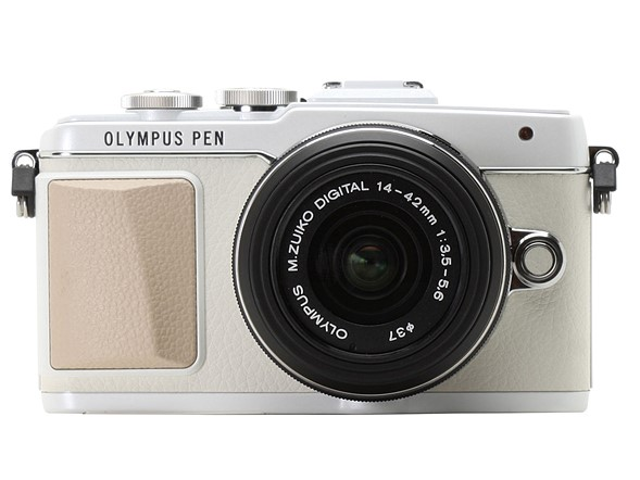 Inside the Olympus PEN E-PL7