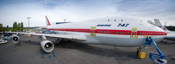 Inside RA001: World's first Boeing 747 'Jumbo Jet'