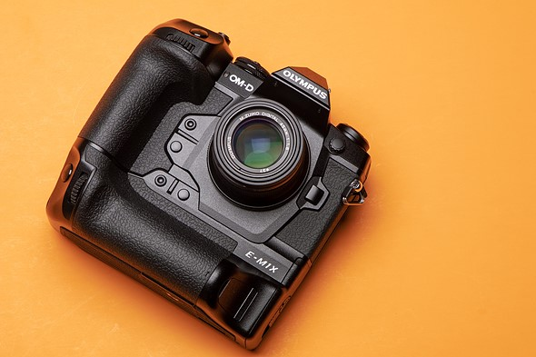 Is the Olympus E-M1X right for you?