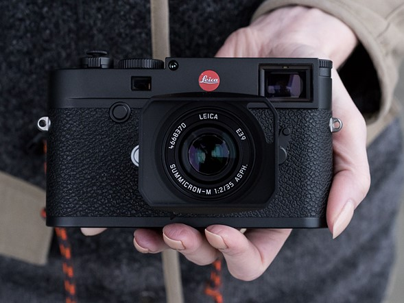 Hands-on with new Leica M10