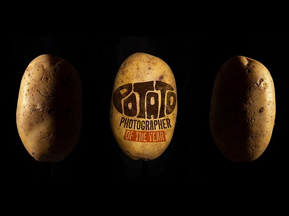 2020 Potato Photographer of the Year