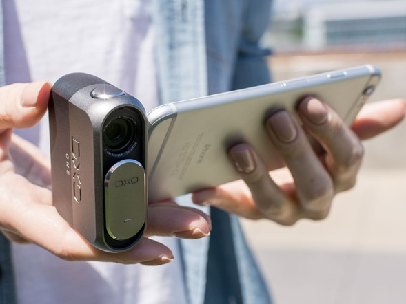 #1 in France: Hands-on with DxOONE