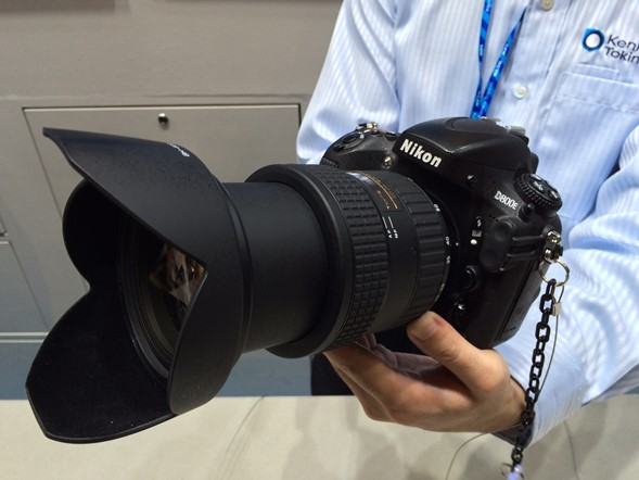 CP+ 2015: Tokina reveals new 24-70mm F2.8 and 11-20mm F2.8