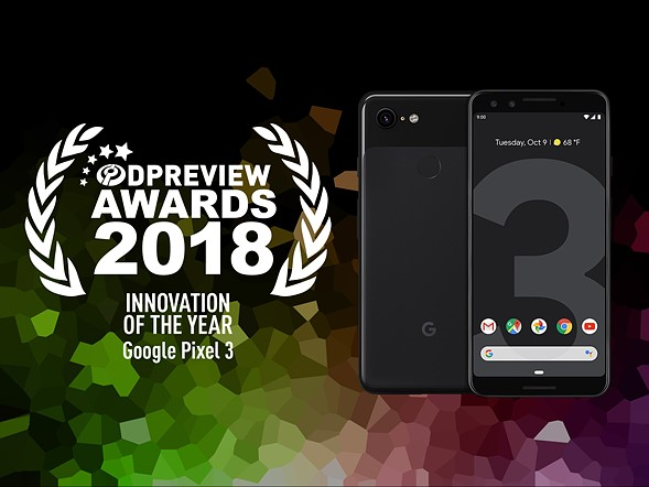 Winner: Google Pixel 3