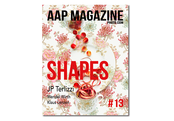 Winners of All About Photo's AAP Magazine #13 Shapes competition