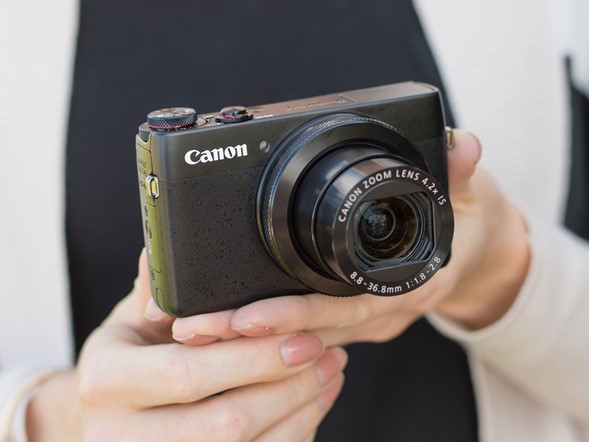 Size matters: Hands-on with Canon PowerShot G7 X