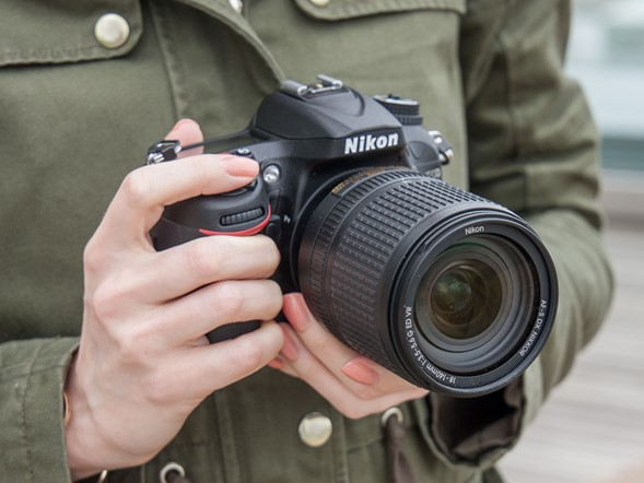 Hands-on with Nikon D7200