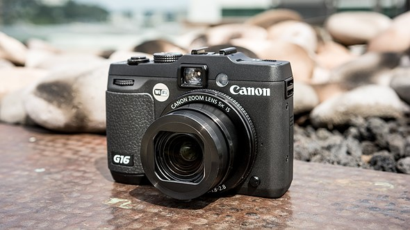 Canon PowerShot G16 iFixit disassembly guide