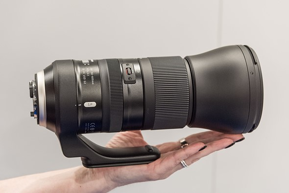 Hands-on with Tamron SP 150-600mm F5-6.3 Di VC USD G2