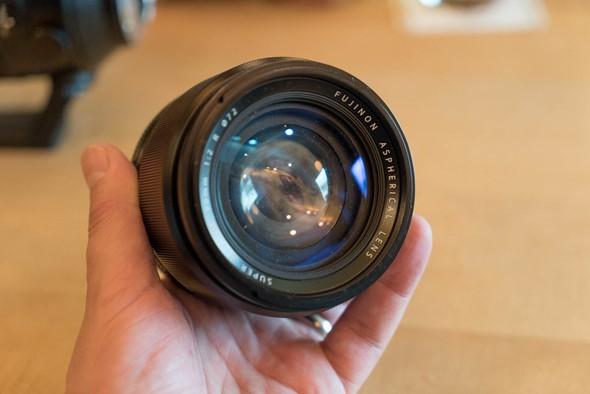 Photokina 2014: Sneak peek at upcoming Fujifilm XF lenses