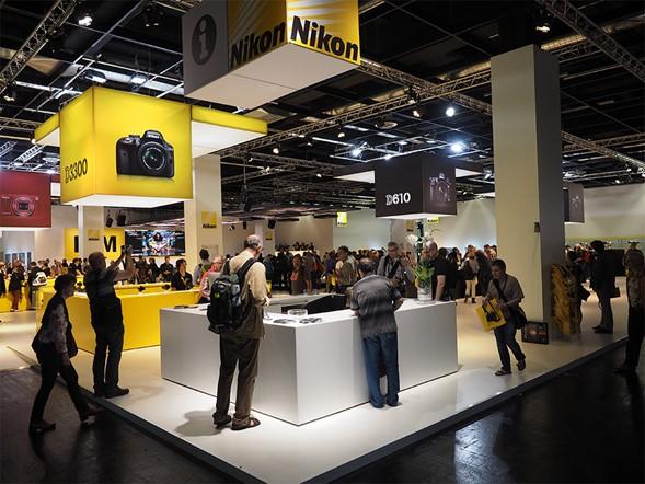 Photokina 2014: Nikon stand report