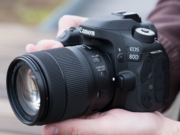 Announcing the Canon EOS 80D