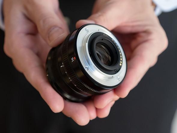 Fujinon XF 16mm F2.8 R LM WR