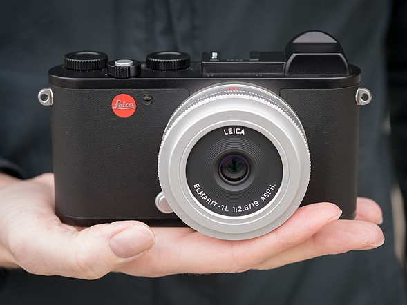 Hands-on with Leica CL