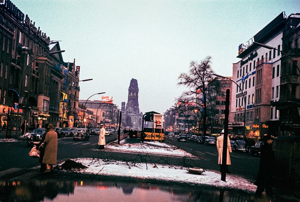 Cold War camera: 1950s Berlin in color