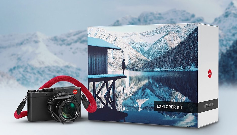 Leica D-LUX Typ 109 Explorer Kit bundle launches in November