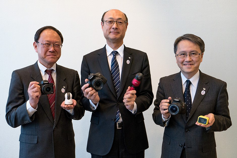 Canon interview: 'increased competition allows us to level-up'