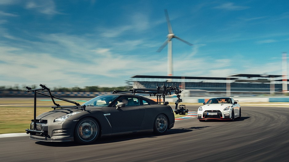 Video: BTS look at how Nissan turned its 2020 GT-R NISMO into the ultimate camera car