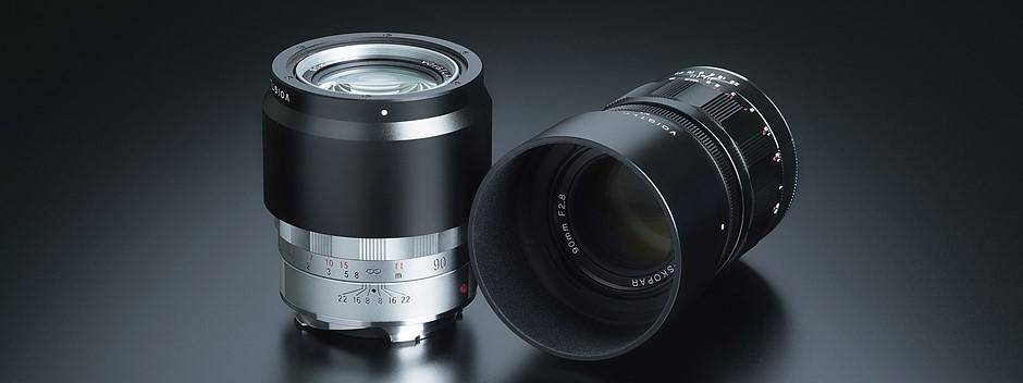 You can now pre-order the new Voigtlander 90mm F2.8 Apo-Skopar Leica M-mount lens for 9